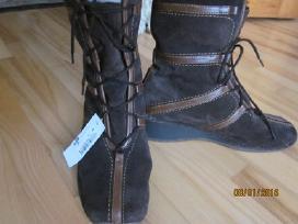 Naujus žieminius batus