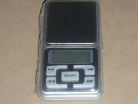 Elektroninės svarstyklės iki 500/200g