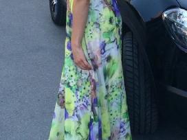 Graži ilga vasariška suknelė