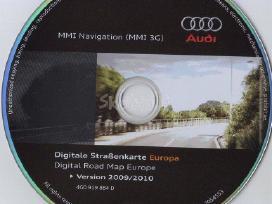 Automobiliai GPS diskai su 99 Lietuva