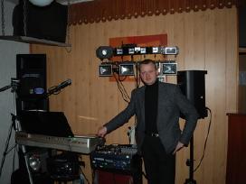 Muzikantas Evaldas.