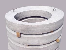 Šuliniai, šulinio žiedai, šulinių kasimas