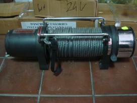 Elektrinė gervė 12v 24v Elektrines gerves libiotke