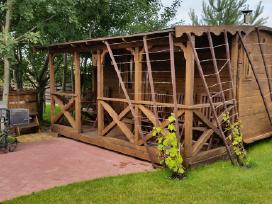 Pirtys, pirtys su terasa, pigios pirtys, sauna