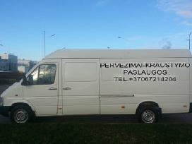 Pigiai Perkraustymas / Kroviniu Gabenimas
