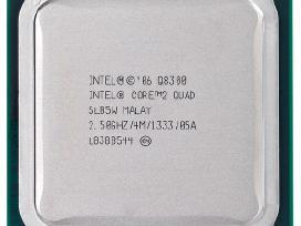 Procesoriai Cpu Intel Core 2 Quad Socket 775 (Ok)