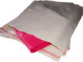 Pašto maišeliai siuntimui