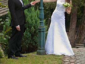 Nuostabiausia vestuvinė suknelė