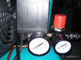 Naujas oro kompresorius