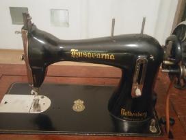 Senovine siuvimo masina Husqvarna