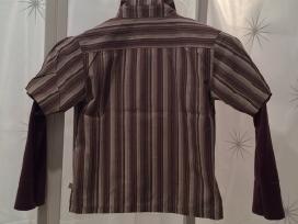 Margi marškinėliai berniukui