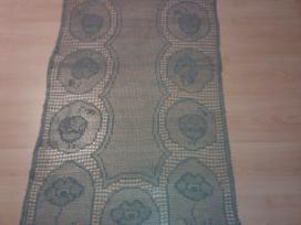 Lininė staltiesė 74x180cm,40euru.