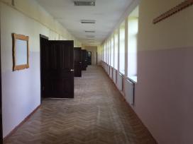 mokyklos koridorius