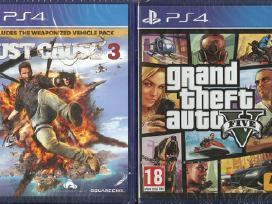 Ps4 originalūs žaidimai diskuose nuo 10 Eur