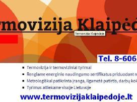Termovizija Klaipėdoje