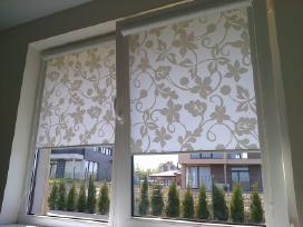 Žaliuzės,roletai,fotoroletai,langai,markizės