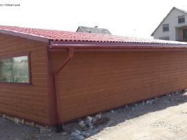 Karkasiniai pastatai,sodybu renovacija,taikome nuo