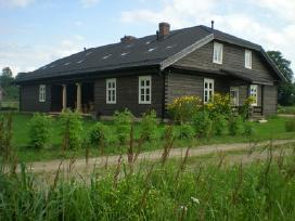 Rąstiniai namai