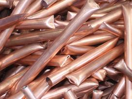 Superkame įvairų metalo laužą