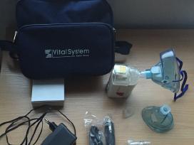 Zepter aparatas inhaliacijoms daryti