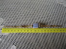 CCP Paauksuotas Laikrodis Zaria.eina.su Apyranke.