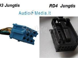 Citroen peugeot usb mp3 priedėlis    audiomedia.lt