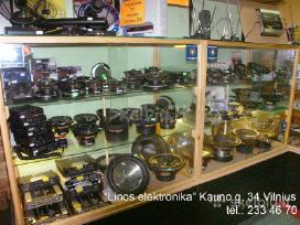 Elektronikos detalių.antenų parduotuvė ir taisykla