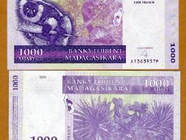 Madagaskar 1000 Ariary 5000 Francs 2004m. P89 Unc