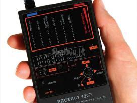 Profesionalus belaidžių ryšių detektorius