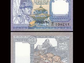 Nepalas 1 Rupee 1991m. P37 Unc