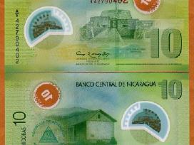 Nikaragva 10 Cordobas 2007m. P201 Unc