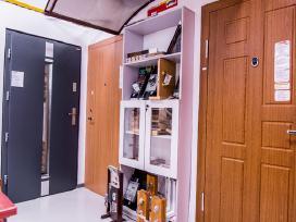 Šarvuotos durys Lauko, butui gamyba, montavimas