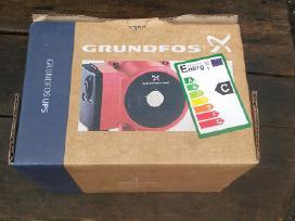 Naujas cirkuliacinis siurbliukas Grundfos