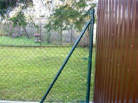 Tinklinė tvora pigiau