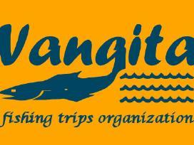 Organizuojamos žvejybinės kelionės į Alandų salyną