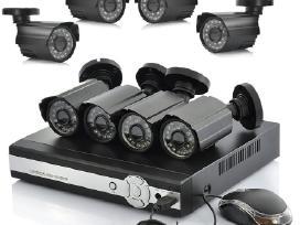 Vaizdo stebėjimo kameros komplektas