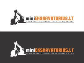 Svetainių kūrimas, logotipai nuo 30 eur