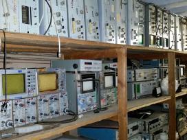 Brangiai perku radio detales matavimo prietaisus