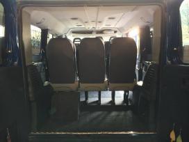 Vežame į Oro uostus - mikroautobuso nuoma