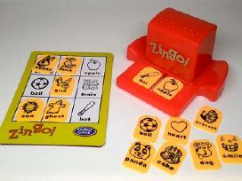 Žaidimas 2-7 metų vaikams