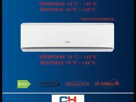 Akcija Cooper&hunter Oras-oras+kondicionierius