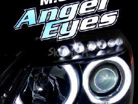 """Akcijos! Bmw """"Angel eyes"""" """"Demon eyes"""" ccfl led žiedai Led marker canbus"""