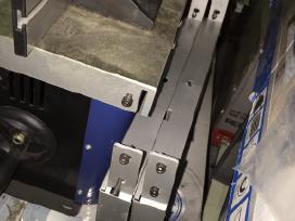 Medzio frezavimo stakles Scheppach hf 50