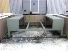 Įvairių metalo konstrukcijų gamyba ir montavimas!
