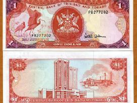 Trinidad ir Tobago 1 Dolleris 1985m. P36 Unc