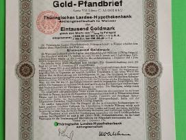 1000 Goldmark 1930 m.