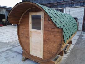 Mobili Pirtis backa apvali sauna