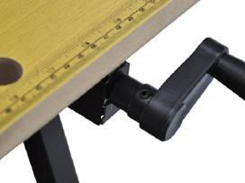 Stalas Dirbtuvėms - vidaxl