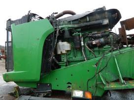 Traktoriaus John Deere 9300 atsarginės dalys