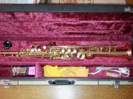 Yamaha ir kitu firmu saksofonai pigiai